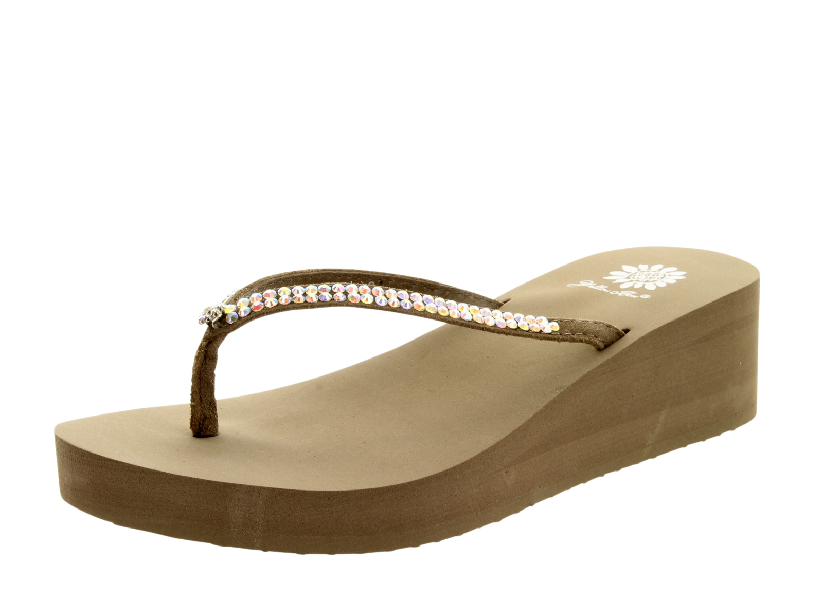 Yellow Box Shoes Flip Flops Sale