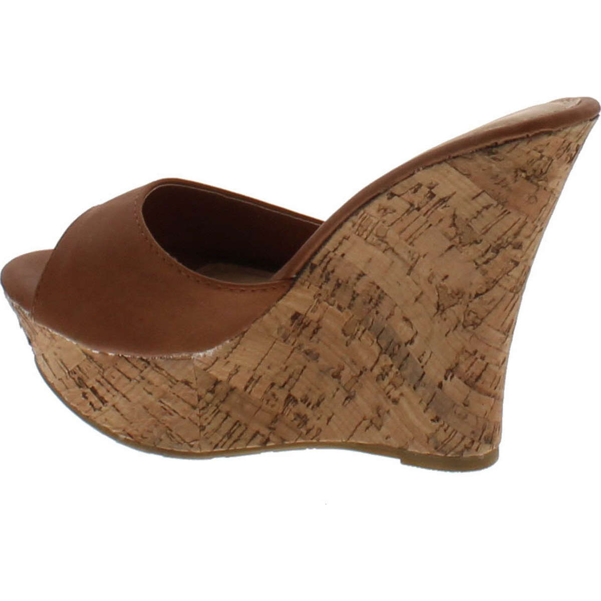 Fashion Focus Womens Ardo-42 Popular Wedge Sandal