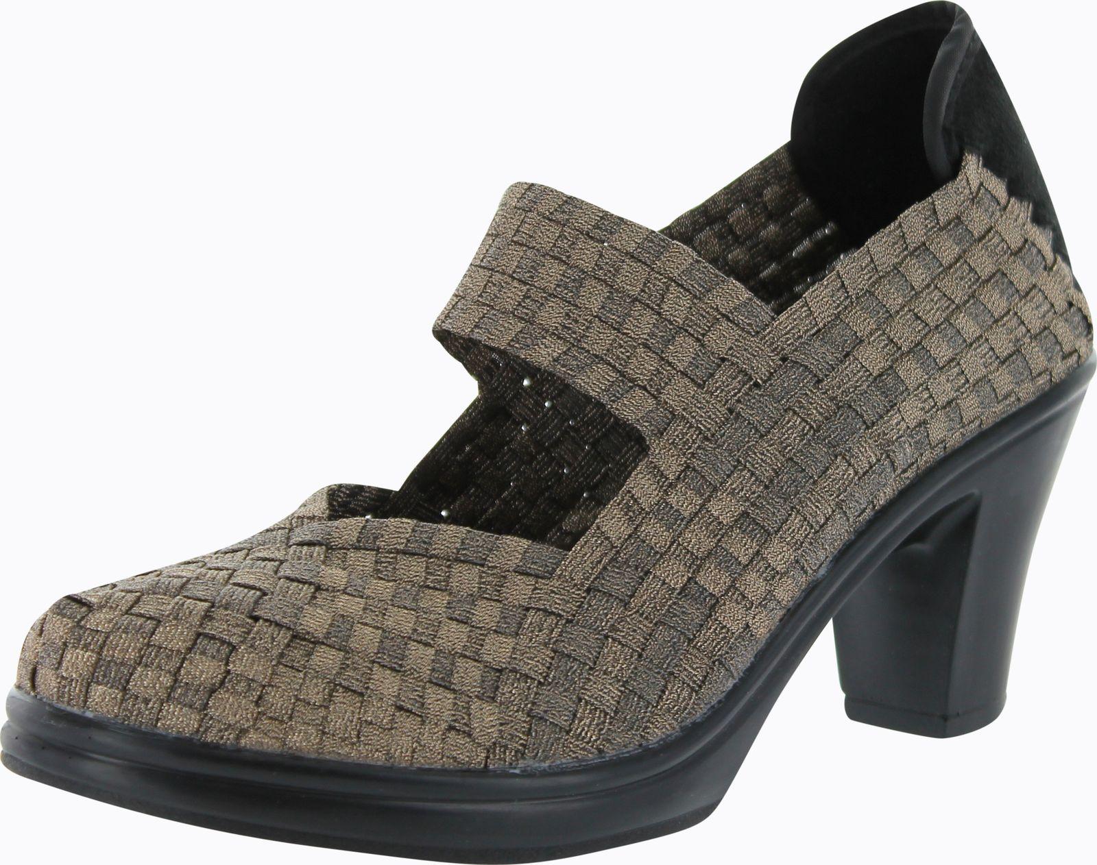 bernie mev womens bonnie pumps shoes ebay