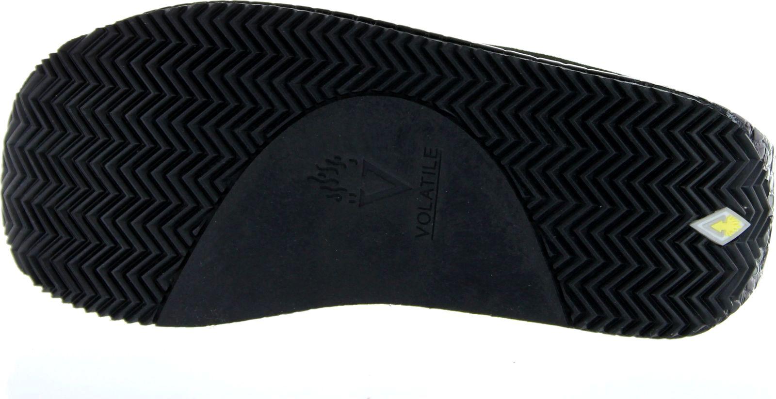 Volatile Womens Mini Croco Wedge Sandals