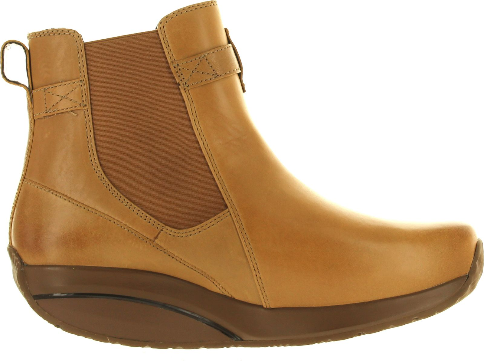 26f7ea031c82 Mbt-Kisiwa-Chelsea-2-Toffee-Ladies-Casual-Shoe thumbnail