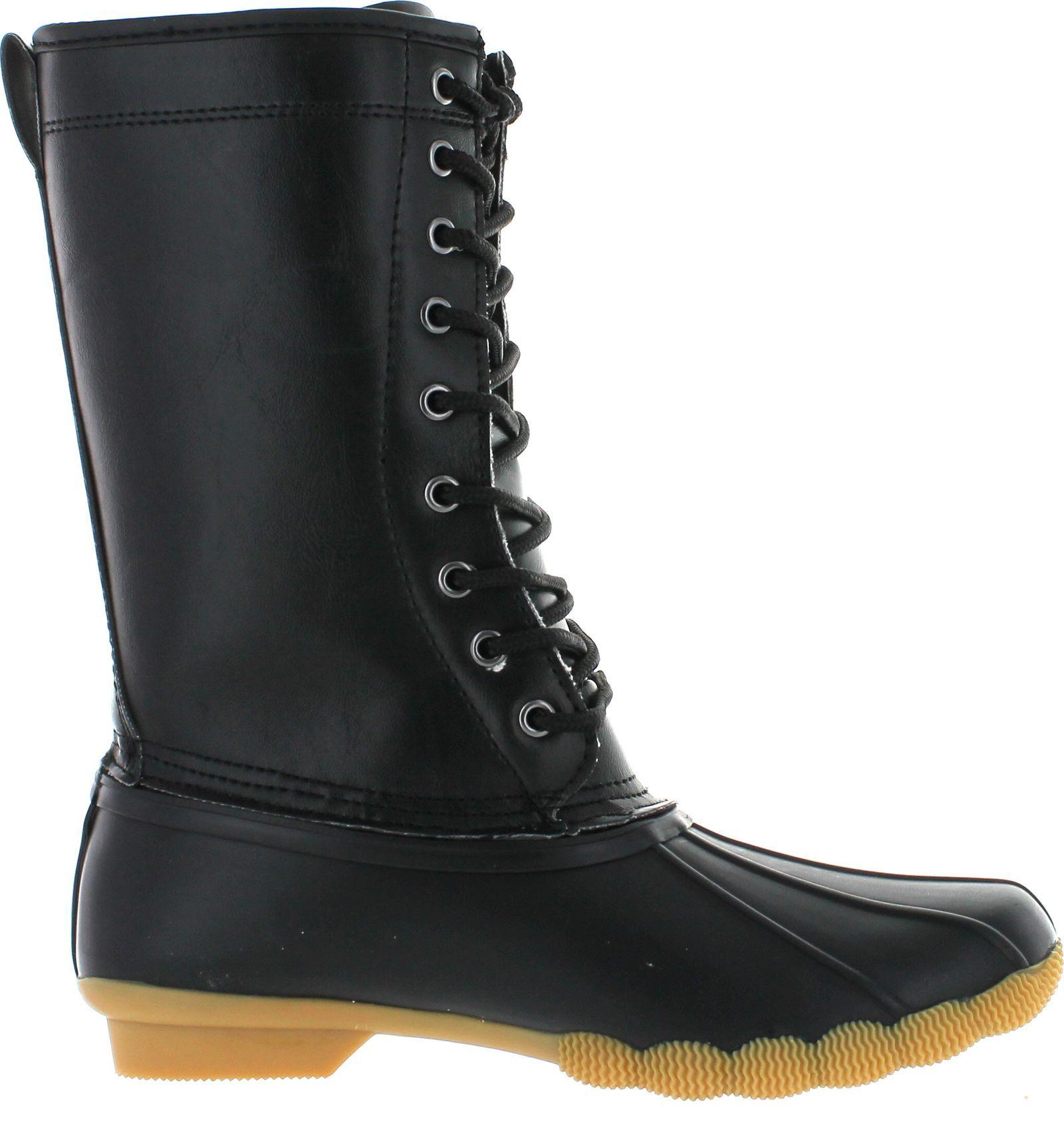 Luxury Womens Hunter Original Tartan Tall Winter Rain Boots Snow Wellingtons US 5-11 | EBay