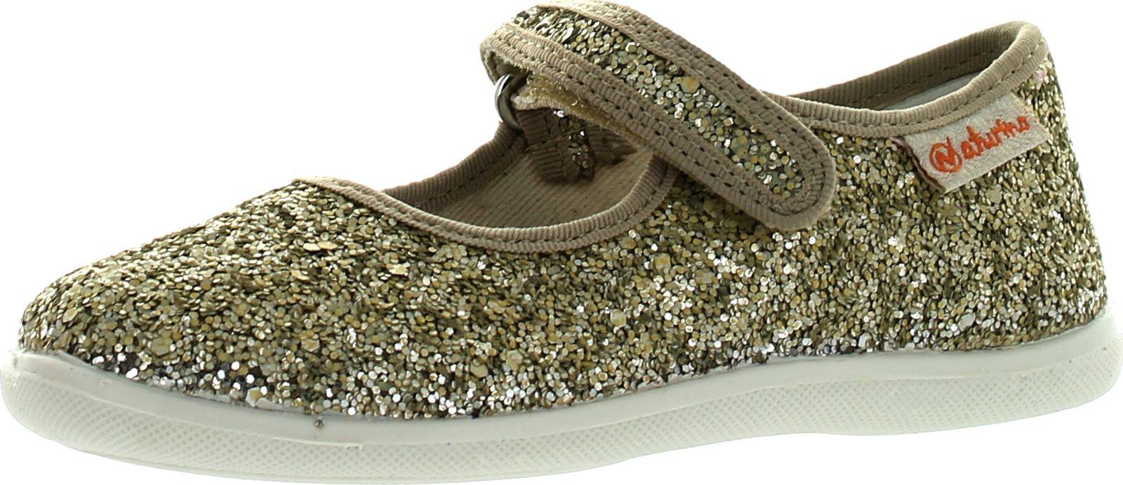 Naturino Naturino Girls 7703 Fashion Sequins Flats Shoes