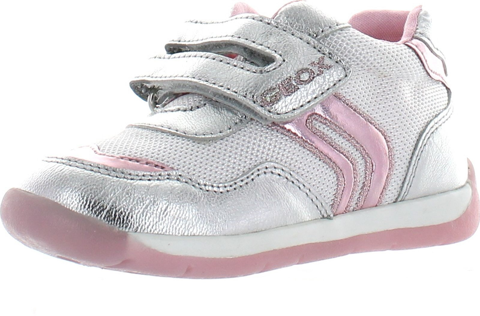 Geox Girls Baby Each Girl Fashion Sneakers