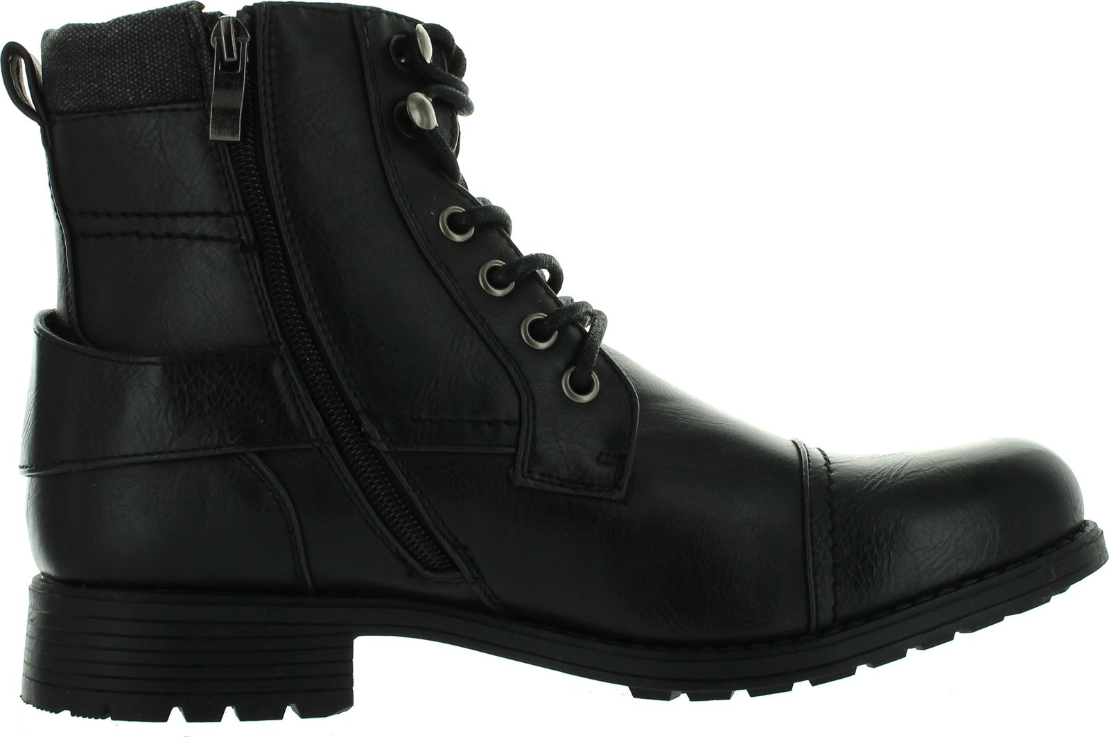 Arider Bull-01 Mens Ankle Combat Army Low-Top Causal Boots | eBay