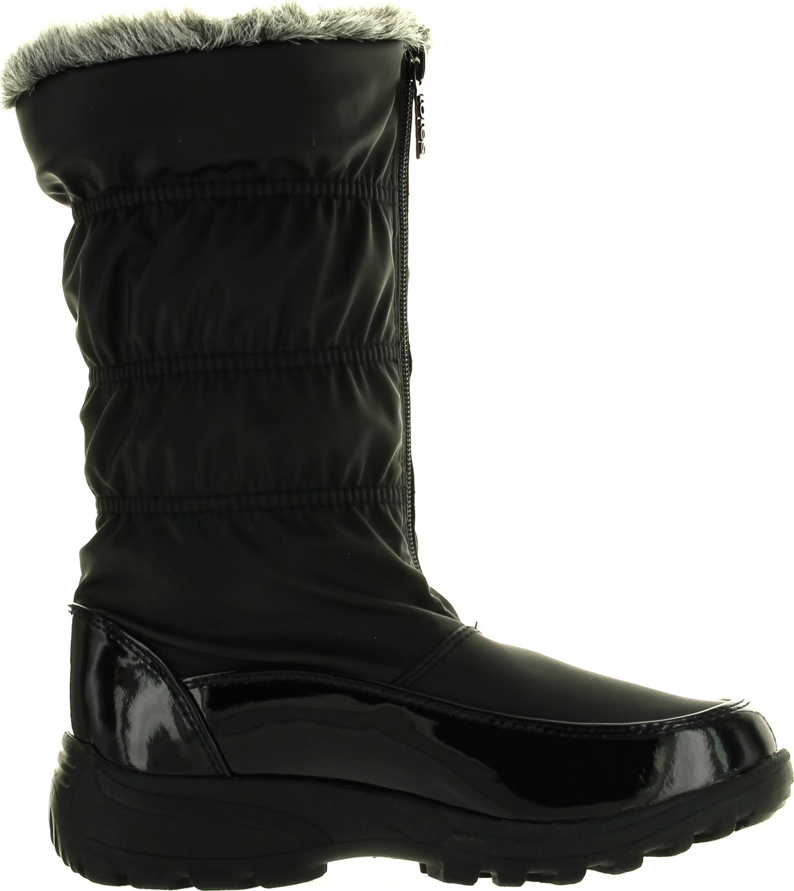 totes womens winter waterproof snow boots ebay