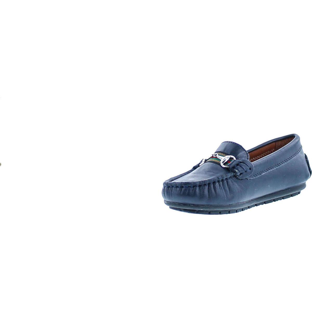 venettini boys 55 toby designer buckle slip on casual