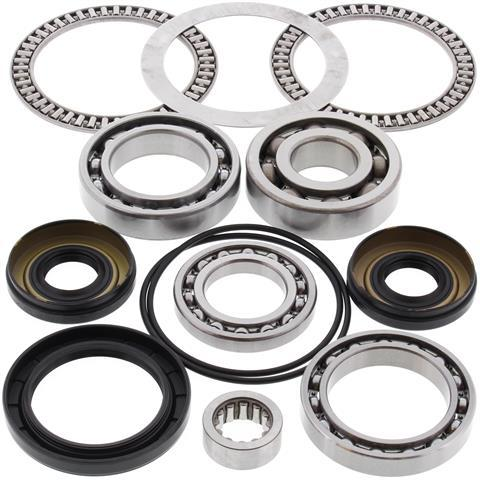 Quad Boss Differential Bearing and Seal Kits Front Front 25-2075