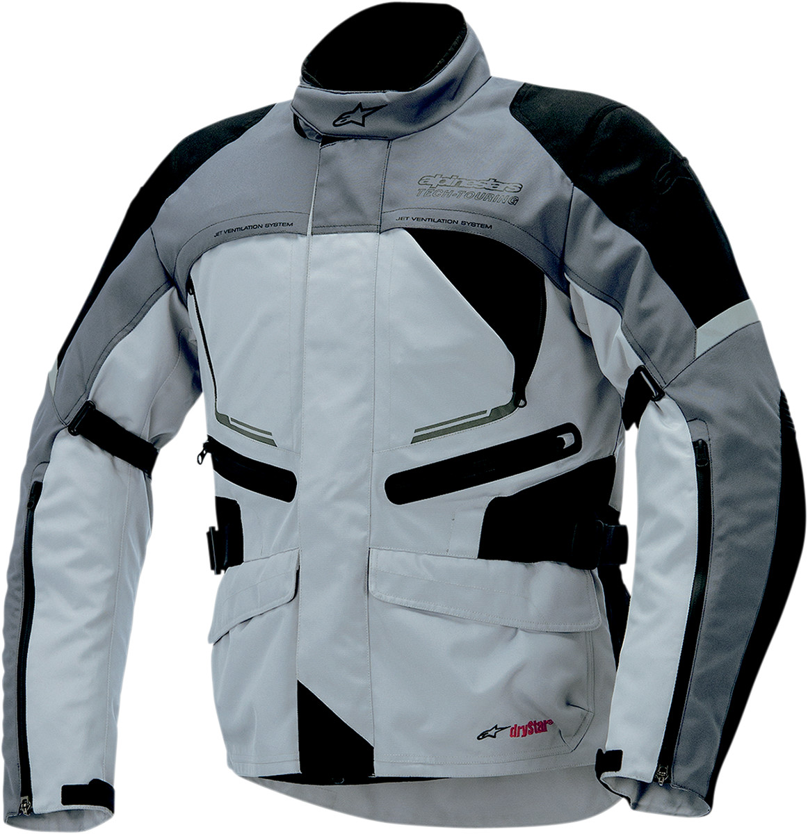 Alpine Motorcycle Gear >> Alpinestars Valparaiso Drystar Tech Touring Jacket Mens All Sizes All Colors | eBay