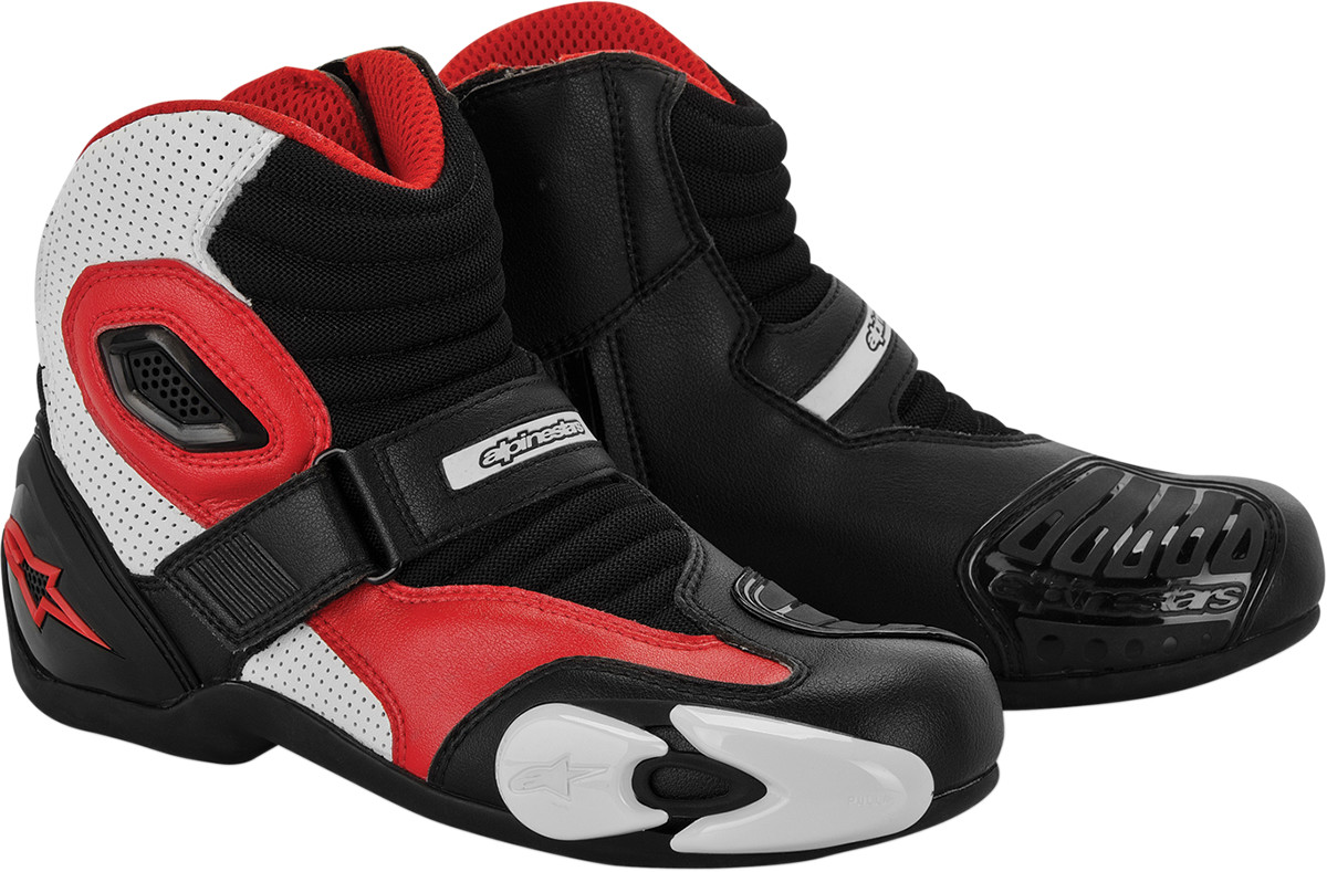 Alpinestars-S-MX-1-Street-Riding-Motorcycle-Boots-All-Sizes-All-Colors