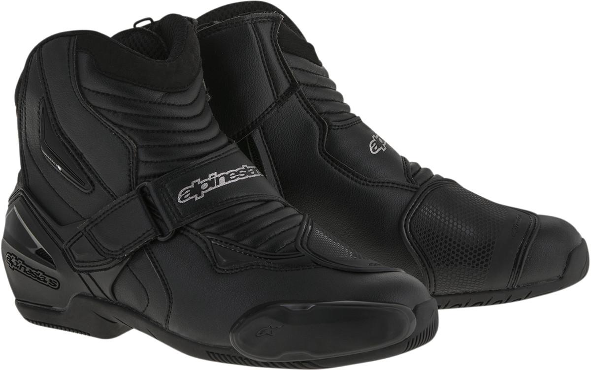 alpinestars smx 1r street riding motorcycle boots mens all sizes ebay. Black Bedroom Furniture Sets. Home Design Ideas