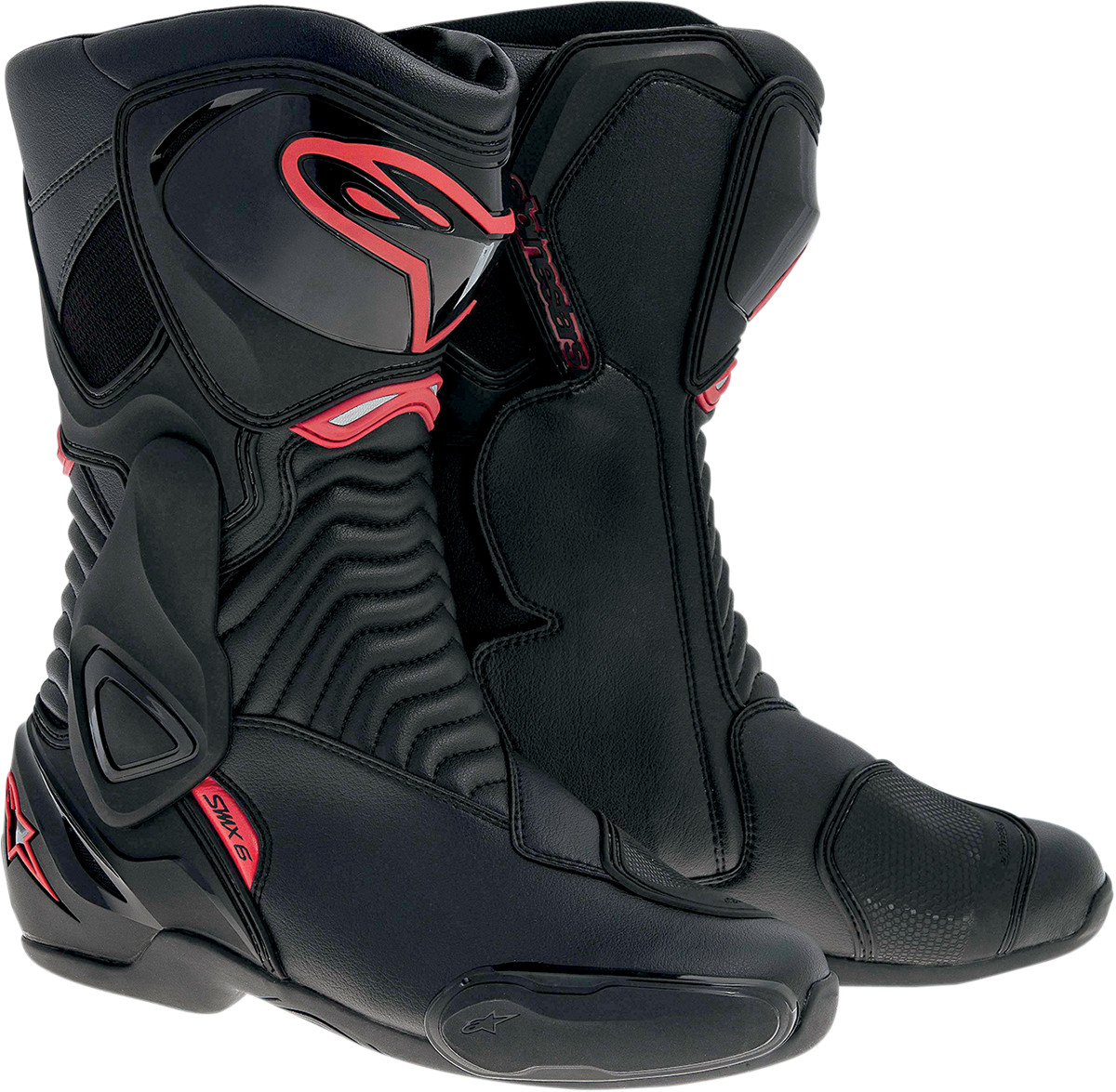 alpinestars s mx 6 street riding motorcycle boots all sizes all colors ebay. Black Bedroom Furniture Sets. Home Design Ideas