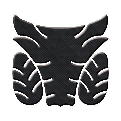 Keiti Motorcycle Street Bike Tank Pad Protector Carbon Fiber Look KT3300CF