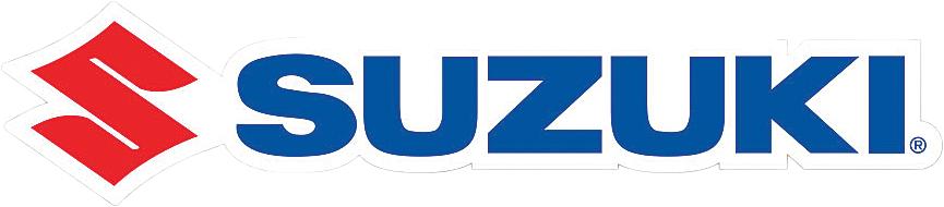 DCor Sticker Decal Officially Licensed Suzuki 12 40-40-112