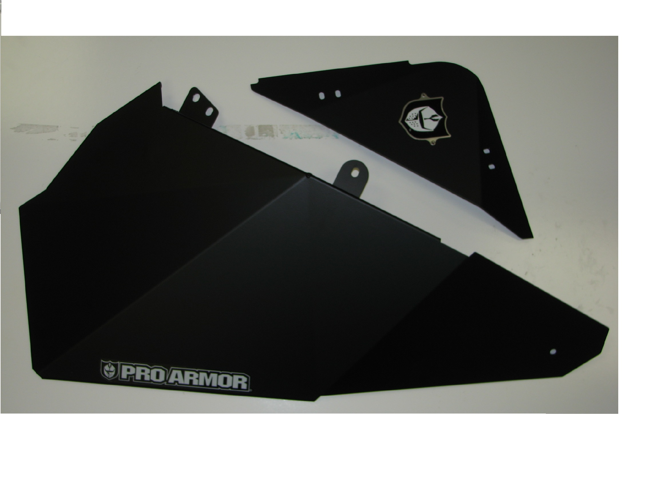 Pro armor stealth lower door inserts for polaris rzr xp for 1000 door