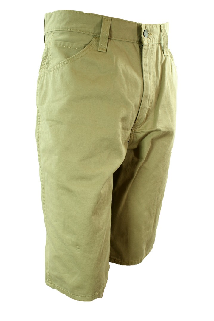 levis jeans 569 line 8 loose fit straight leg shorts dark