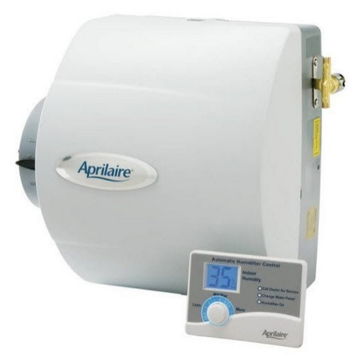 400 drainless automatic bypass humidifier the aprilaire 400 humidifier  #396492