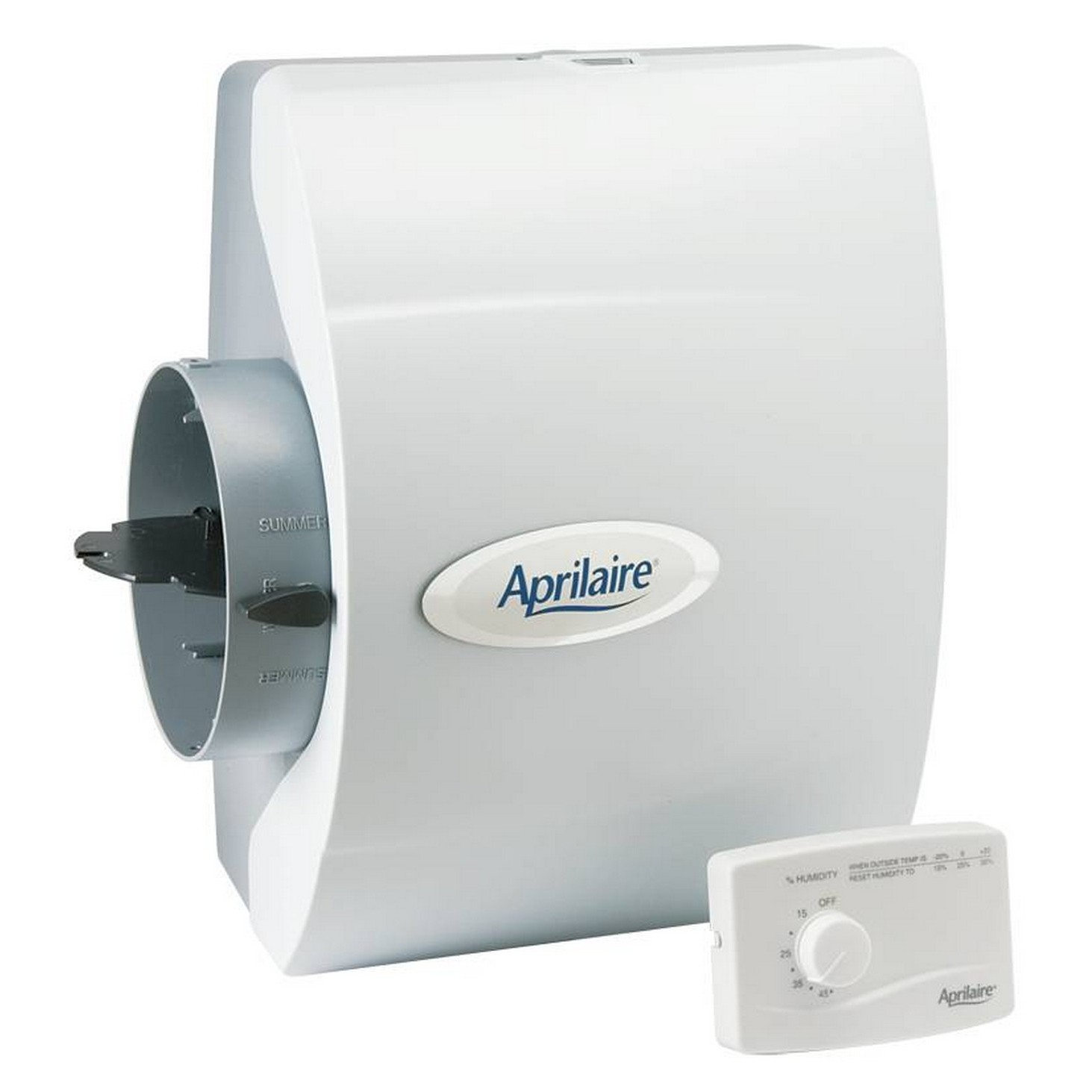 aprilaire 600m whole house humidifier aprilaire 600m bypass humidifier  #364C5B