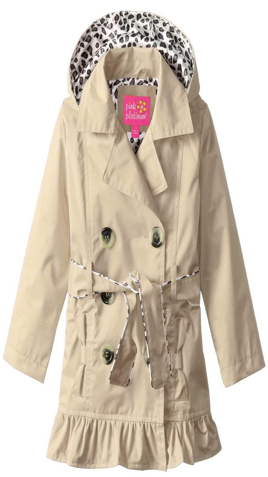 Girls' Raincoats. Showing 48 of results that match your query. Search Product Result. Product - Girls' Embroidered Cotton Anorak Jacket. Product Image. Price Product - Coxeer Girls Boys Kids Raincoat Portable Rain Poncho with Hood & Long Sleeves for .