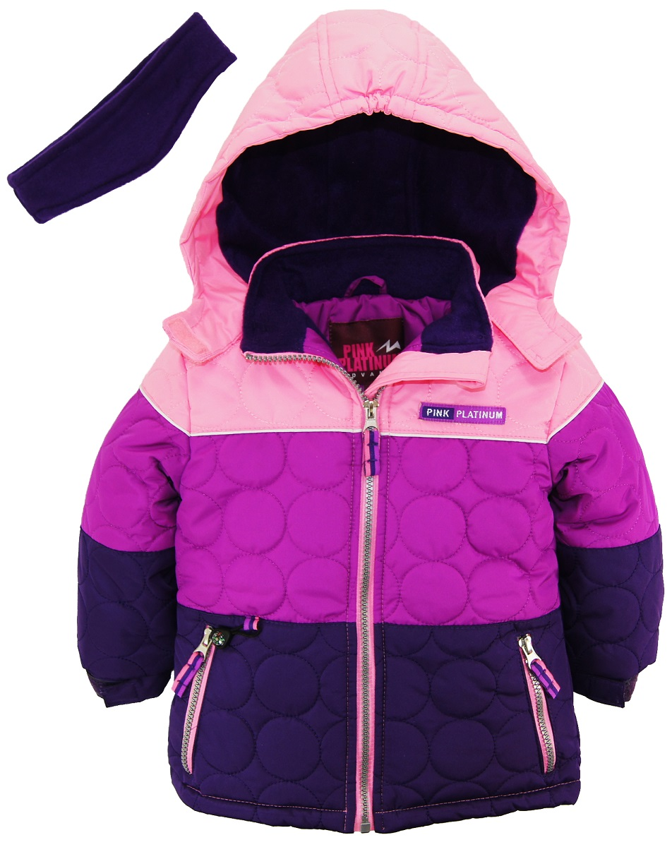 amazon cheetah snowsuit quilted with print pink girls accessories ca platinum dp clothing