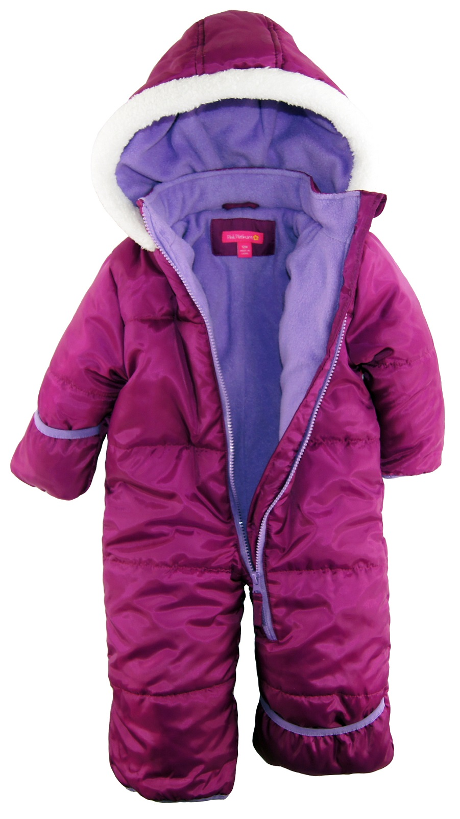 Toddler Snowsuits. invalid category id. Toddler Snowsuits. Showing 48 of results that match your query. Search Product Result. Product - Pink Platinum Baby Girls One Piece Warm Winter Puffer Snowsuit Pram Bunting, Gray, 12 Months. Reduced Price. Product Image. Price $