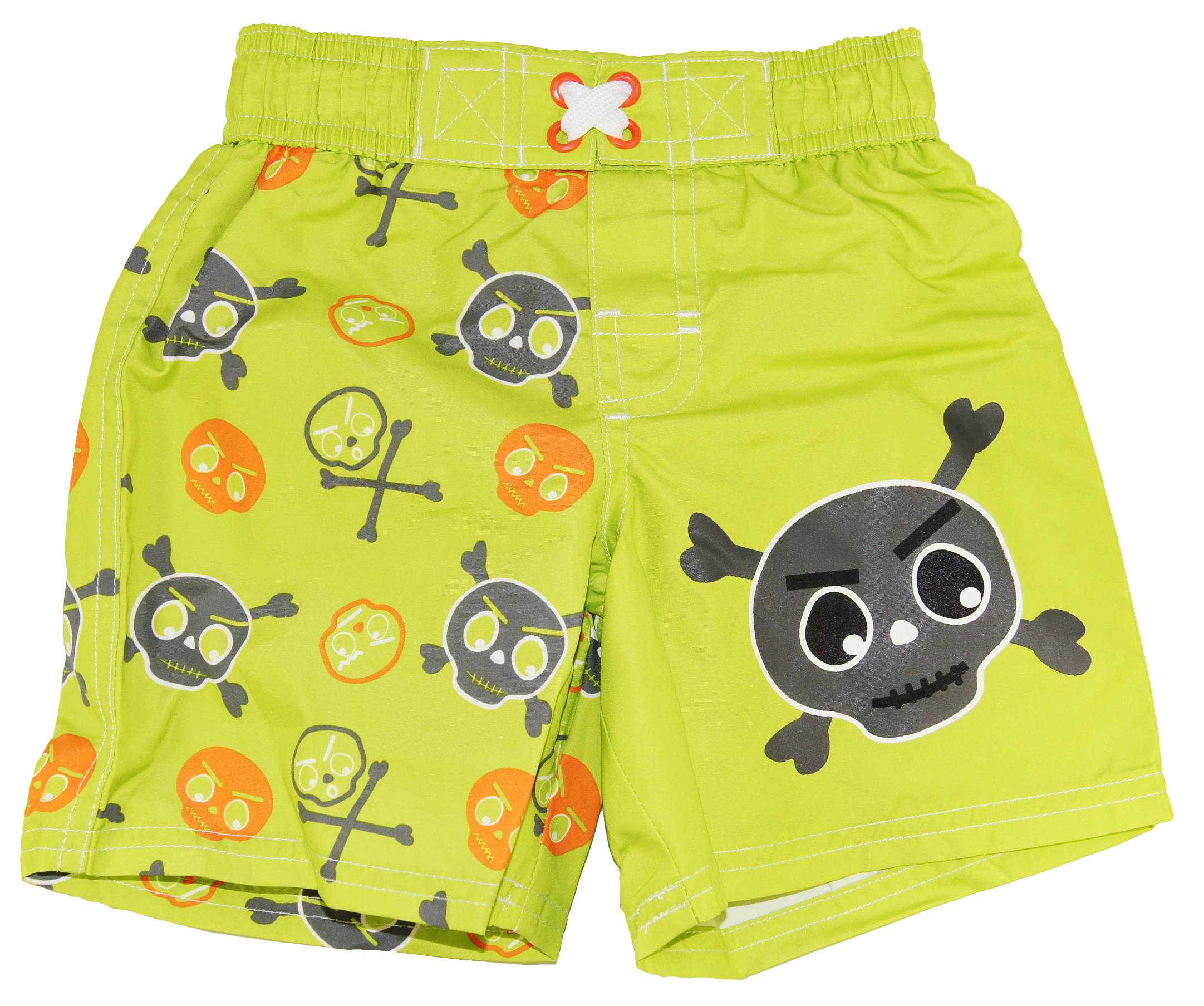 Ixtreme Infant Boys Green Pirate Skull Swim Short/Trunks UV Protected 12-24M at Sears.com