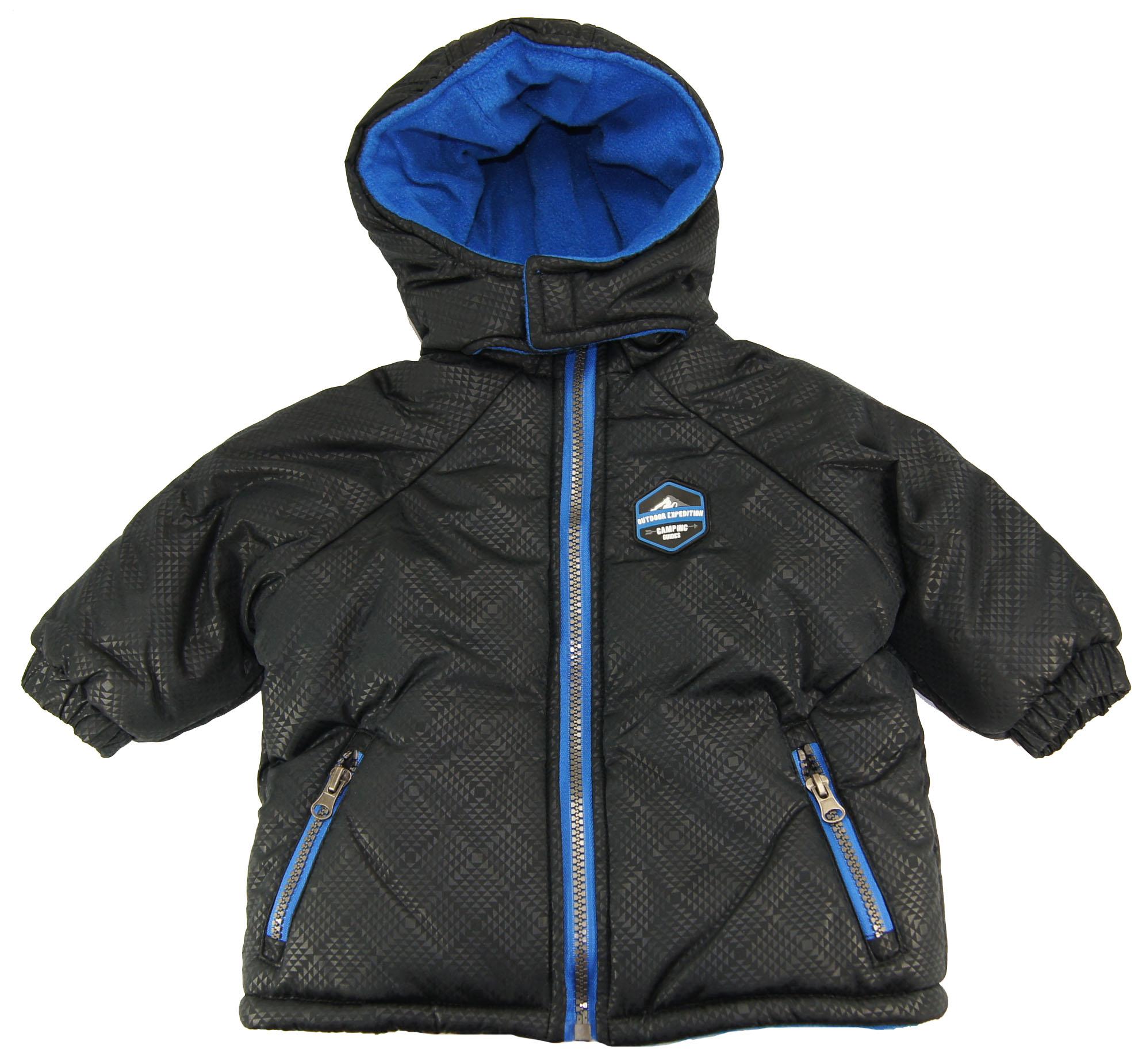 IXtreme Infant Boys 12-24M Winter Very Warm Black Puffer Hooded Jacket /Coat at Sears.com