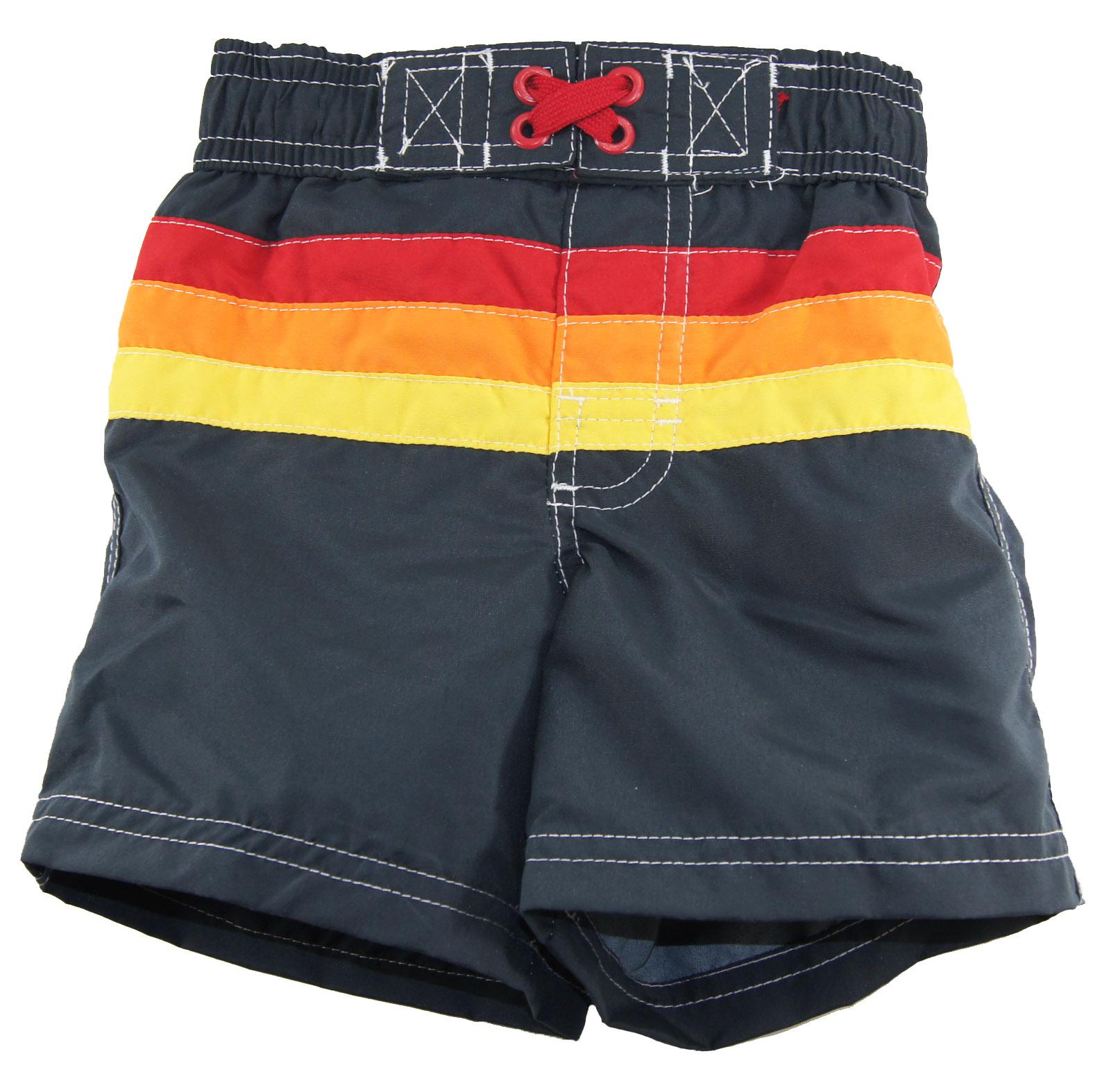 iXtreme Baby Boys Swimwear Stripe Swim Trunk