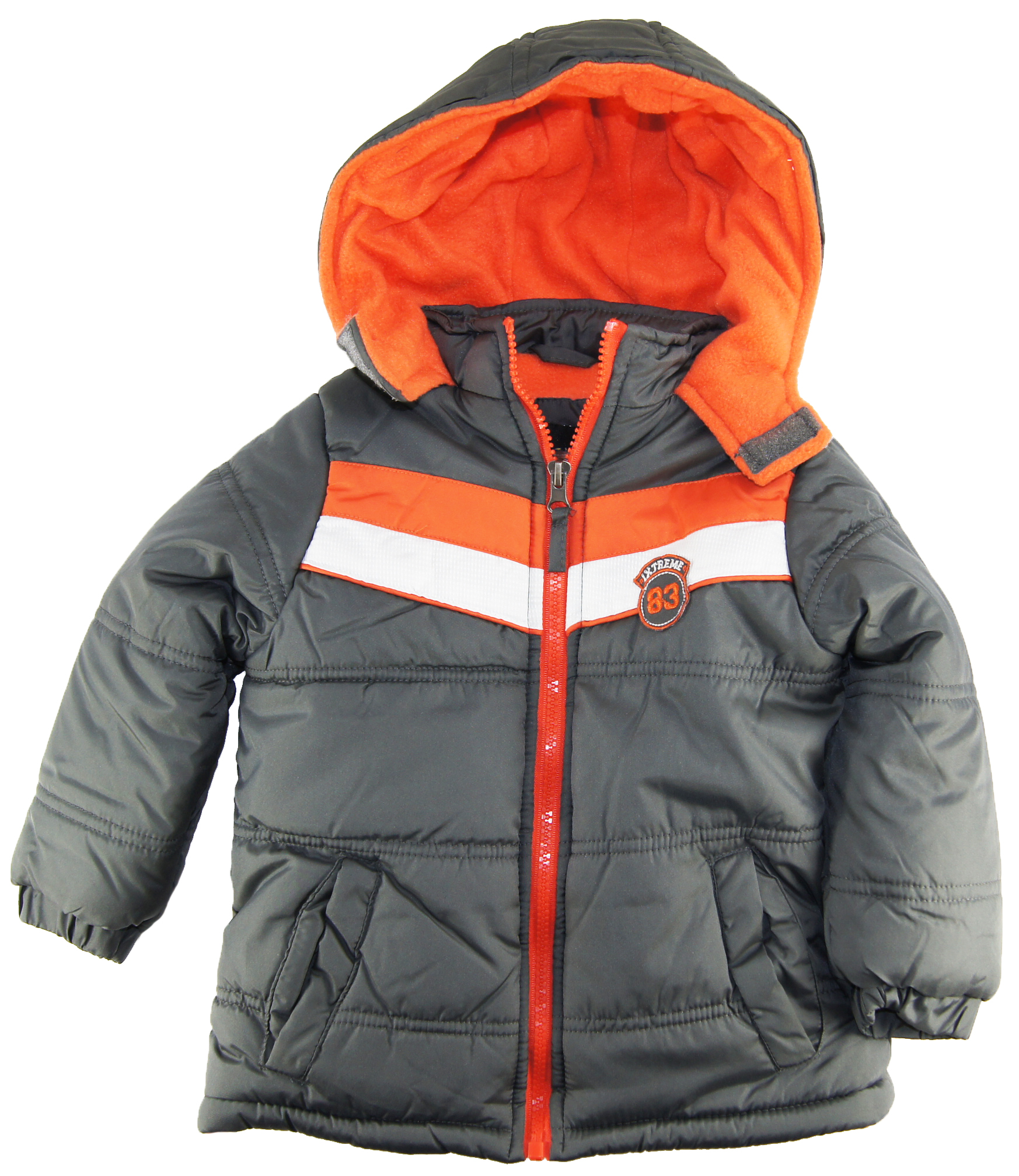 iXtreme Little Boys 2-4T Puffer Hooded Winter Jacket at Sears.com
