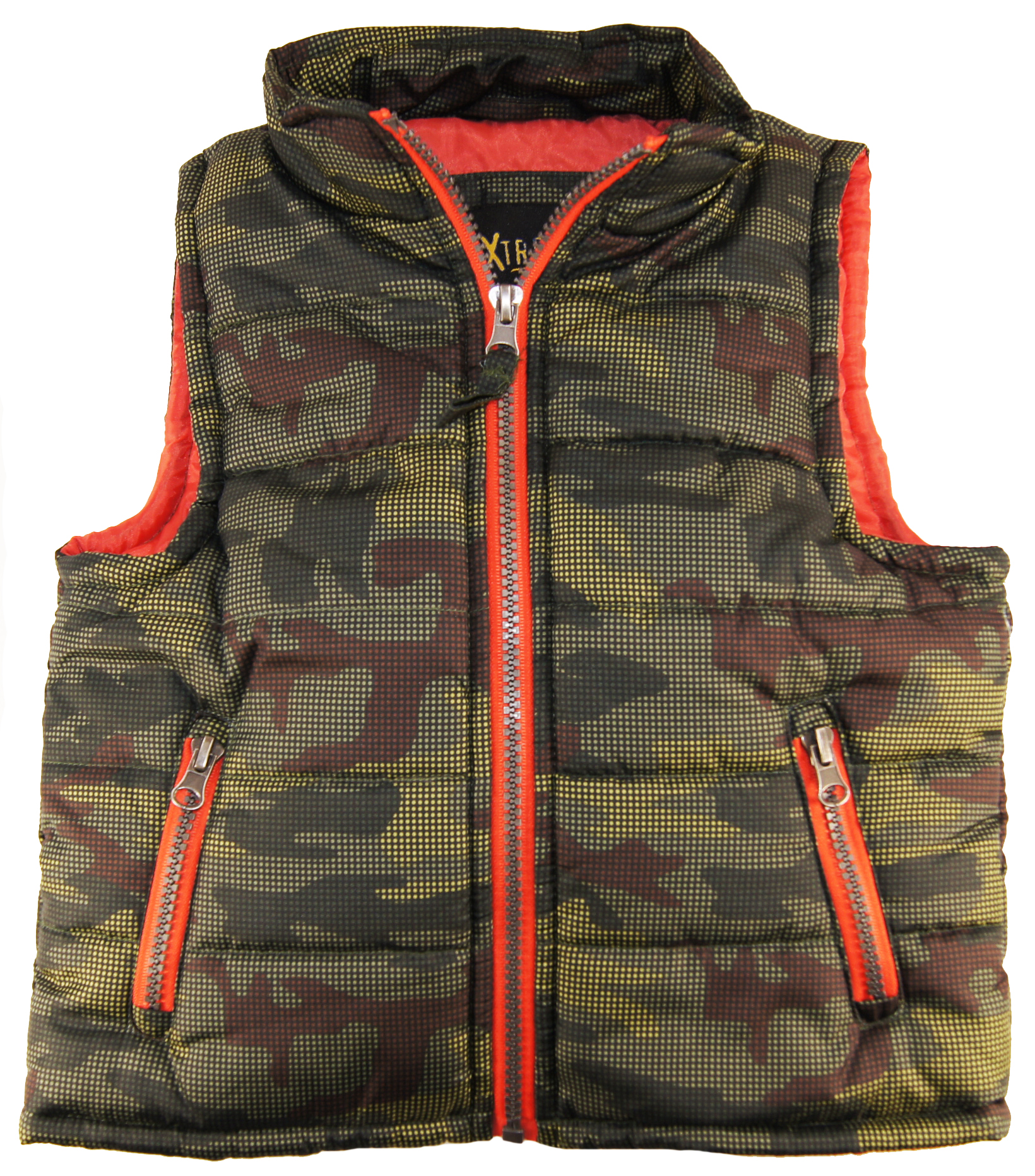iXtreme Little Boys Camo Puffer Vest at Sears.com
