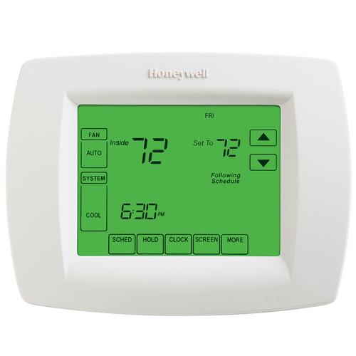 Honeywell TB8220U1003 VisionPRO 8000 Commercial Touchscreen Multi-Stage Programmable Thermostat at Sears.com