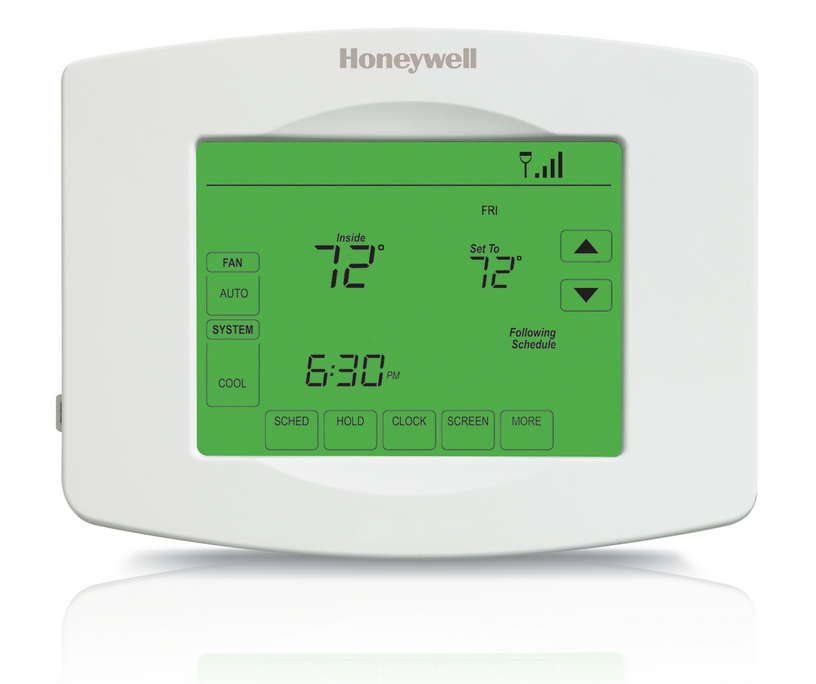 Honeywell TH8321U1006 VisionPRO 8000 Touchscreen Multi-Stage 7-Day Programmable Thermostat at Sears.com