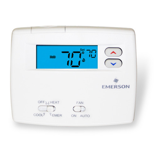 emerson thermostat wiring diagram emerson image wiring diagram emerson digital thermostat the wiring diagram on emerson thermostat wiring diagram