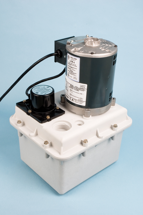 Hartell LTP-1 Medium Capacity Reservoir Style Wastewater Drain/Laundry Tray Pump No. 801284 at Sears.com