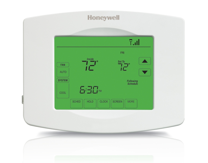 Honeywell TH8320WF1029 Wi-Fi VisionPRO Touchscreen Multi-Stage 7-Day Programmable Thermostat at Sears.com