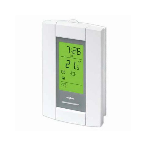 Honeywell/Aube TH115-AF-GA Line Voltage 7-Day Programmable Thermostat for Electric & Radiant Floor Heating at Sears.com
