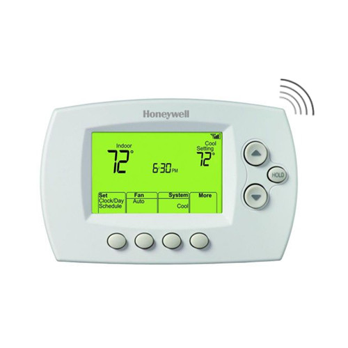 Honeywell TH6320WF1005 Wi-Fi FocusPRO 6000 Multi-Stage 7-Day Programmable Thermostat at Sears.com