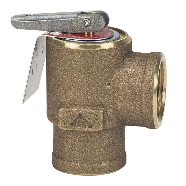 watts 335m2 030 3 4 bronze boiler pressure safety relief valve asme 342691. Black Bedroom Furniture Sets. Home Design Ideas