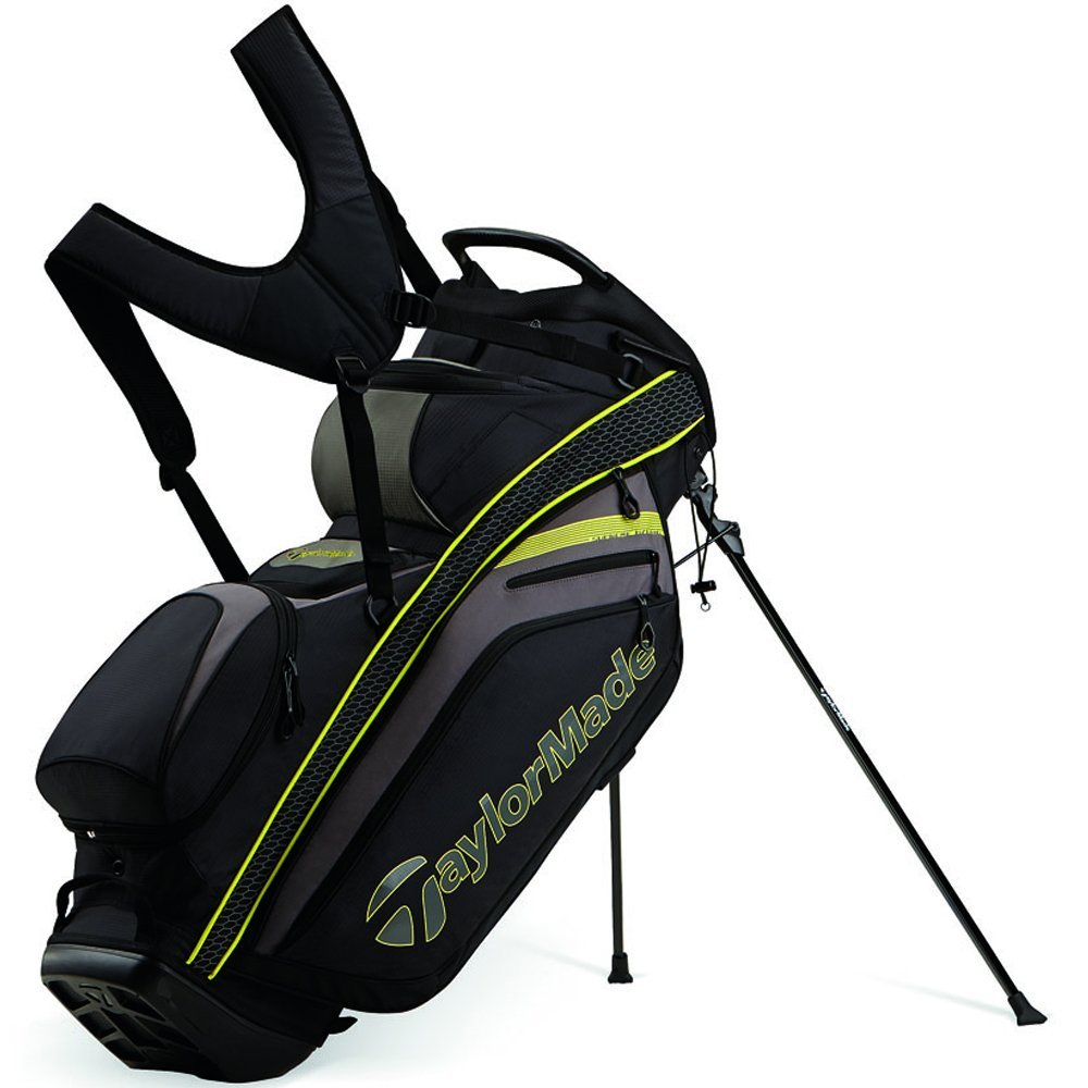 New Taylormade Golf Supreme Hybrid Stand Bag 14 Way Top