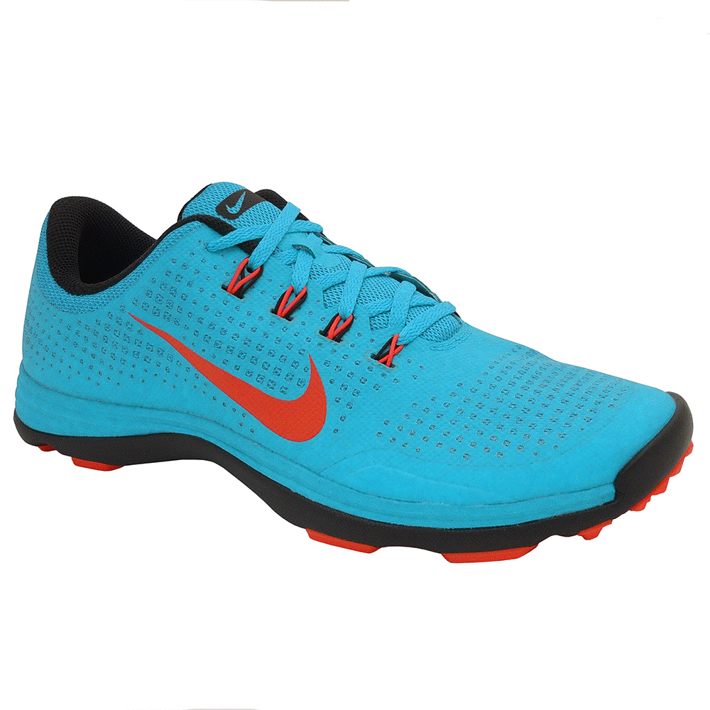 Nike Lunar Cypress Golf Shoes Blue
