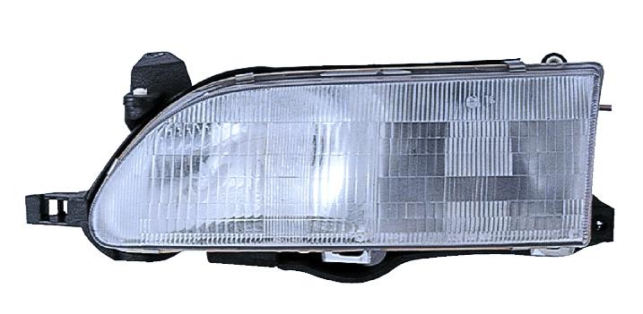 93-97 TOYOTA COROLLA  Left Driver Headlight Headlamp