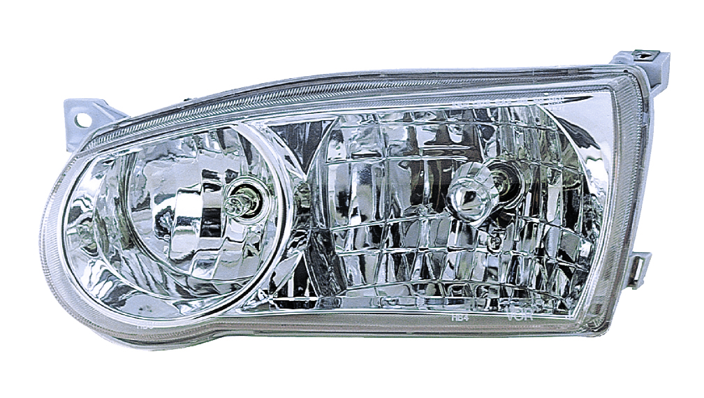 01-02 TOYOTA COROLLA  Left Driver Headlight Headlamp