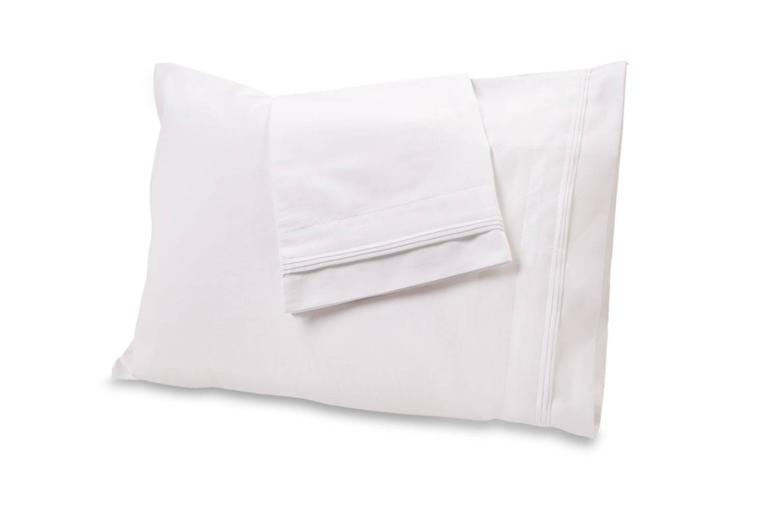 650 Thread Count-2pc Pillow Case Set-Egyptian Cotton