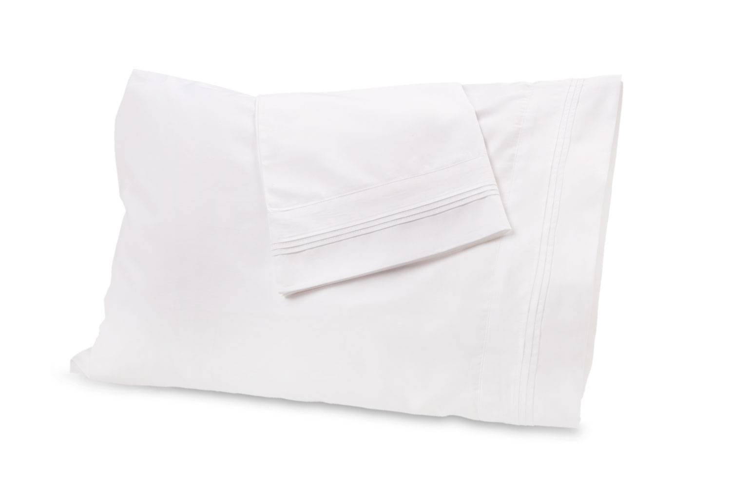 1500 Thread Count-2pc Pillow Case Set-Egyptian Cotton