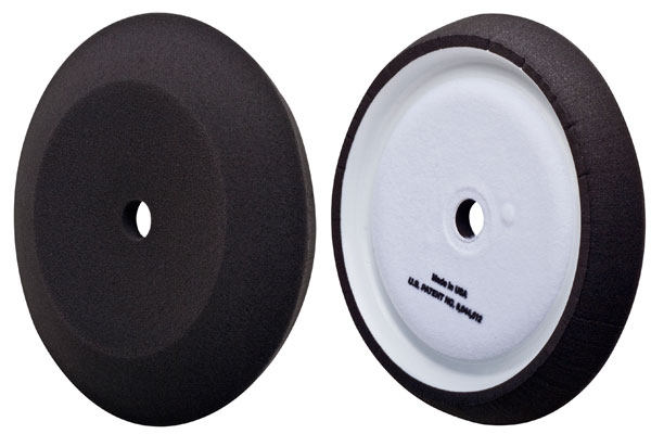 Lake Country 7-1/2 Inch Black Variable Contact Finishing Buffing Pad at Sears.com