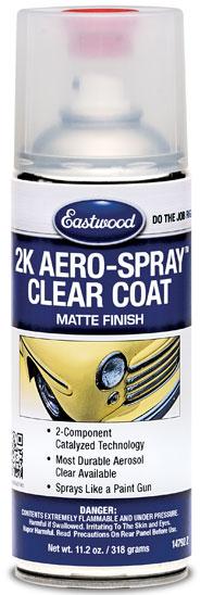 Eastwood 2k Aero Spray Matte Clear Ebay