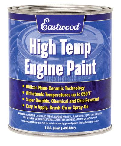 Eastwood High Temperature Amc Metallic Blue Ceramic Engine