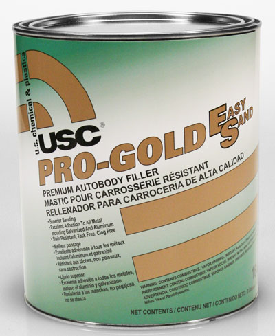 USC Pro Gold ES Auto Body Dent Repair Filler Gallon at Sears.com