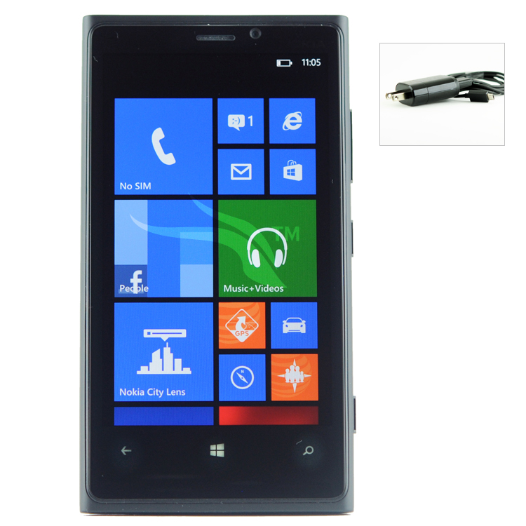 Details about Nokia Lumia 920 - Very Good Condition Black AT&T