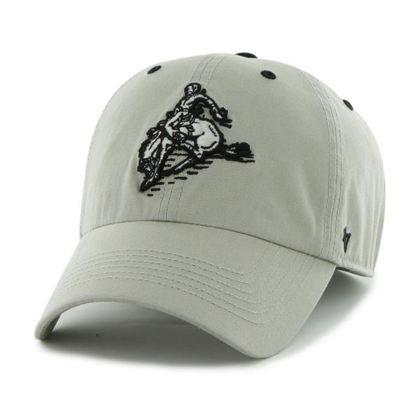 47 Brand Oklahoma State Cowboys  Gray Bangor Clean Up Adjustable Hat Cap at Sears.com